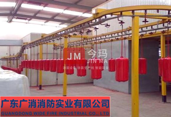 消防器材粉体涂装电泳设备厂家