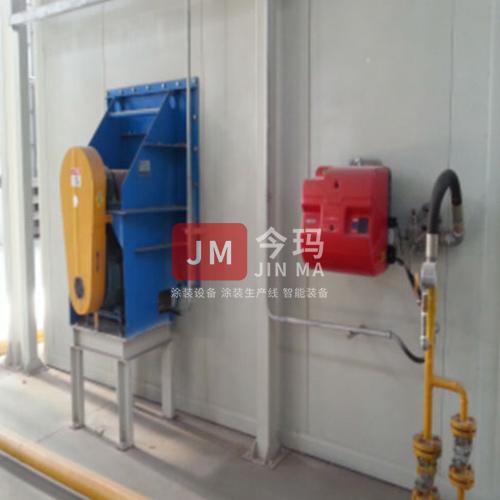 固化炉及加热系统