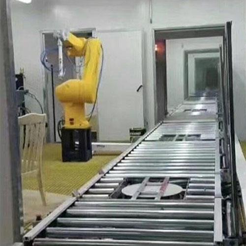 涂装生产线前处理工段的生产介绍